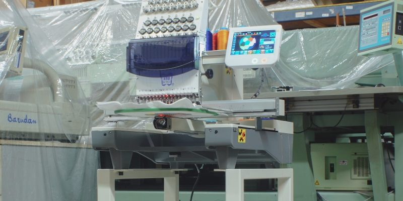 butterfly commercial embroidery machines