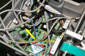 ButterFly control panel resets – Technical Support