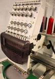 New Embroidery Machine