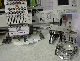 TheEmbroideryWarehouse wants to buy your used commercial embroidery equipment www.TheEmbroideryWarehouse.com