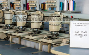 Sell Your Embroidery Machine - We buy embroidery equipment