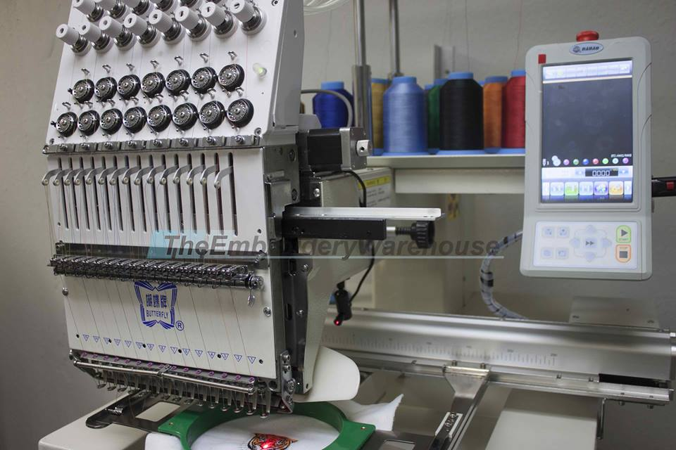 ButterFly's Packages - Looking to Buy an Embroidery Machine?