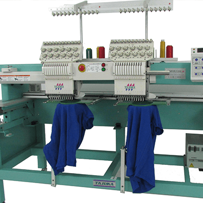 New and Used Embroidery Machine