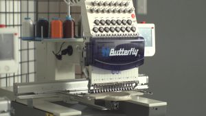 ButterFly Embroidery Machines are built better than the rest!