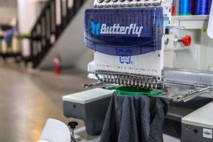 Tubular Embroidery Machine Hoops