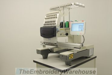 Single Head Embroidery Machine Essential Package