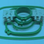 Tubular Embroidery Machine Hoops