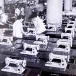 Butterfly Assembly Line from the Past - Since '1919' - http://www.butterflyemb.com/our-history/