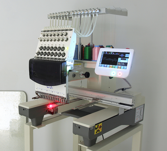 Buy an embroidery machine