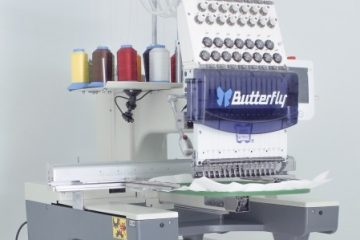 Buy Butterfly Embroidery Machine