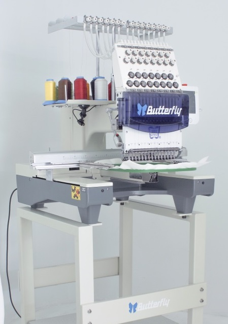 Best Priced Commercial Embroidery Machine