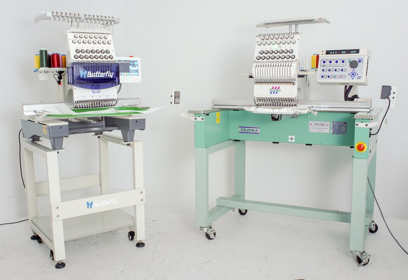 Best Priced Single Head Embroidery Machine