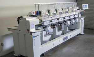 ButterFly B1506 B/T – 6 Head Embroidery Machine