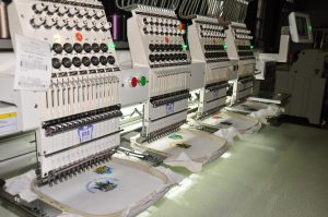 Looking to start an embroidery business with a 2 or 4 head embroidery machine?