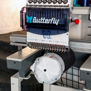 Looking for a Cap Embroidery Machine for embroidering on hats?