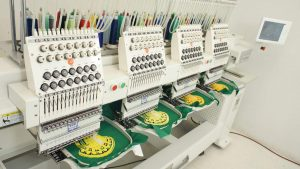 ButterFly B 1504 B/T – 4 head 15 needle embroidery machine