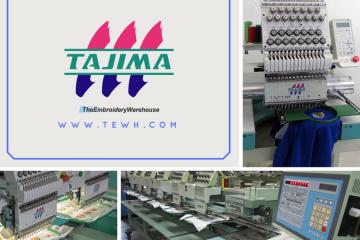 Tajima Embroidery Equipment