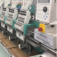 USED Tajima TEMX-C1212 – 12 Head – 12 Needles – Commercial Embroidery Machine