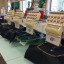 USED Tajima TMFX-C1204 – 4 Head – 12 Needles – Commercial Embroidery Machine