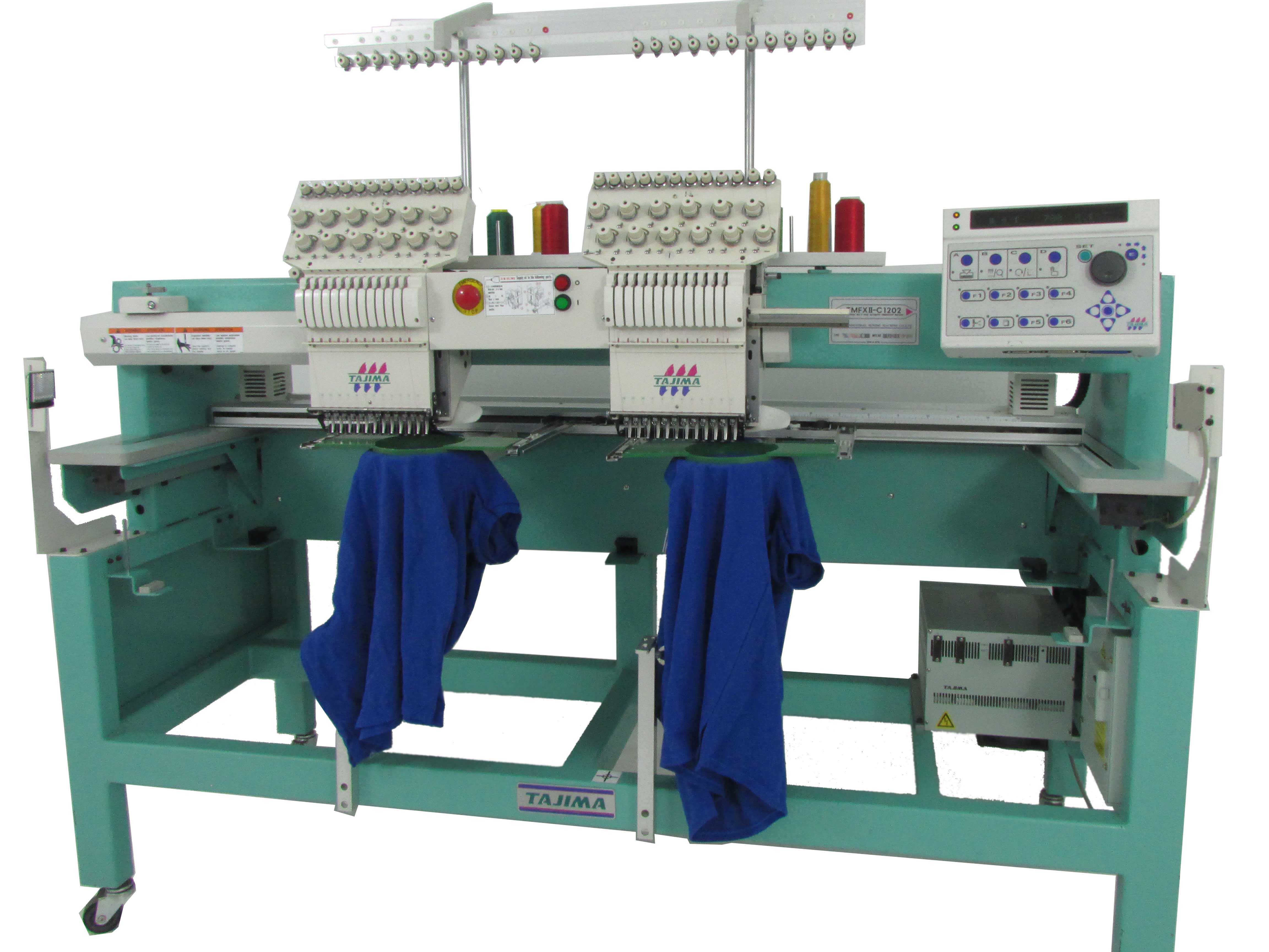 Used Embroidery Machines For Sale >> Used Embroidery Equipment