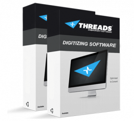 Threads Digitizing Software
