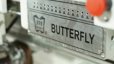 ButterFly B-1506B/T Commercial Embroidery Machine - 6 Head - 15 Needle NEW (Year 2021)